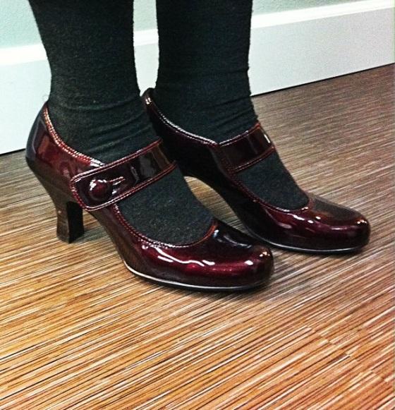 2013-02-18 red patent heels