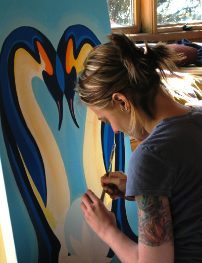 tarsha rockowitz - artist